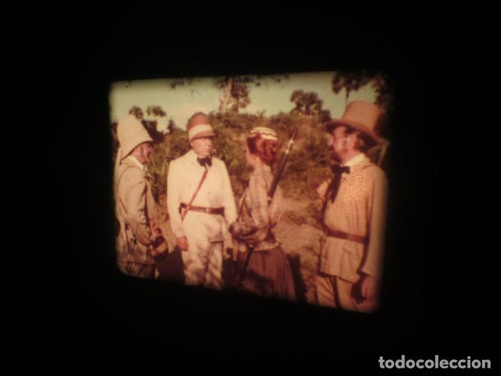 Cine: SANDOKÁN SERIE TV -SUPER 8 MM- 6 x 180 MTS-RETRO-VINTAGE FILM-EXCELLENT-COLOR IMPECABLE - Foto 328 - 189679777