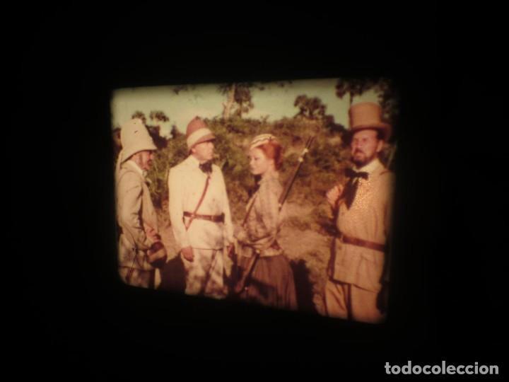 Cine: SANDOKÁN SERIE TV -SUPER 8 MM- 6 x 180 MTS-RETRO-VINTAGE FILM-EXCELLENT-COLOR IMPECABLE - Foto 329 - 189679777