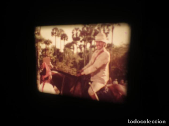 Cine: SANDOKÁN SERIE TV -SUPER 8 MM- 6 x 180 MTS-RETRO-VINTAGE FILM-EXCELLENT-COLOR IMPECABLE - Foto 330 - 189679777