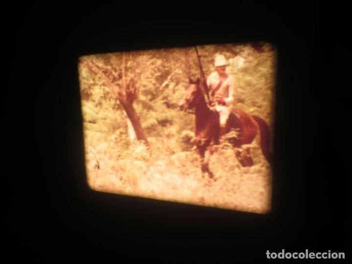 Cine: SANDOKÁN SERIE TV -SUPER 8 MM- 6 x 180 MTS-RETRO-VINTAGE FILM-EXCELLENT-COLOR IMPECABLE - Foto 331 - 189679777