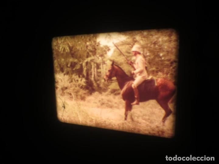 Cine: SANDOKÁN SERIE TV -SUPER 8 MM- 6 x 180 MTS-RETRO-VINTAGE FILM-EXCELLENT-COLOR IMPECABLE - Foto 332 - 189679777