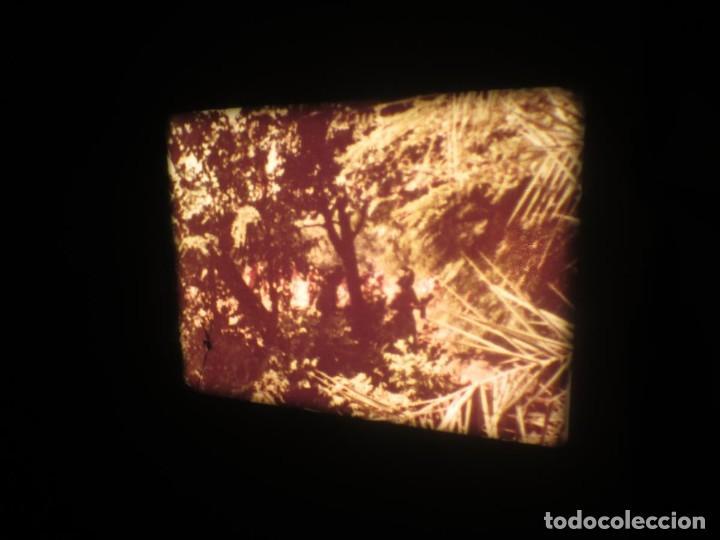 Cine: SANDOKÁN SERIE TV -SUPER 8 MM- 6 x 180 MTS-RETRO-VINTAGE FILM-EXCELLENT-COLOR IMPECABLE - Foto 334 - 189679777