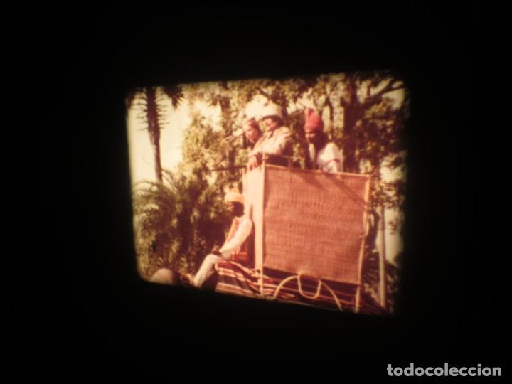 Cine: SANDOKÁN SERIE TV -SUPER 8 MM- 6 x 180 MTS-RETRO-VINTAGE FILM-EXCELLENT-COLOR IMPECABLE - Foto 335 - 189679777