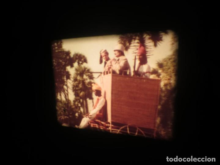 Cine: SANDOKÁN SERIE TV -SUPER 8 MM- 6 x 180 MTS-RETRO-VINTAGE FILM-EXCELLENT-COLOR IMPECABLE - Foto 336 - 189679777