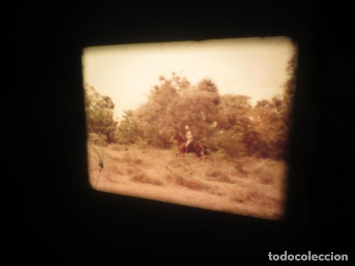 Cine: SANDOKÁN SERIE TV -SUPER 8 MM- 6 x 180 MTS-RETRO-VINTAGE FILM-EXCELLENT-COLOR IMPECABLE - Foto 337 - 189679777