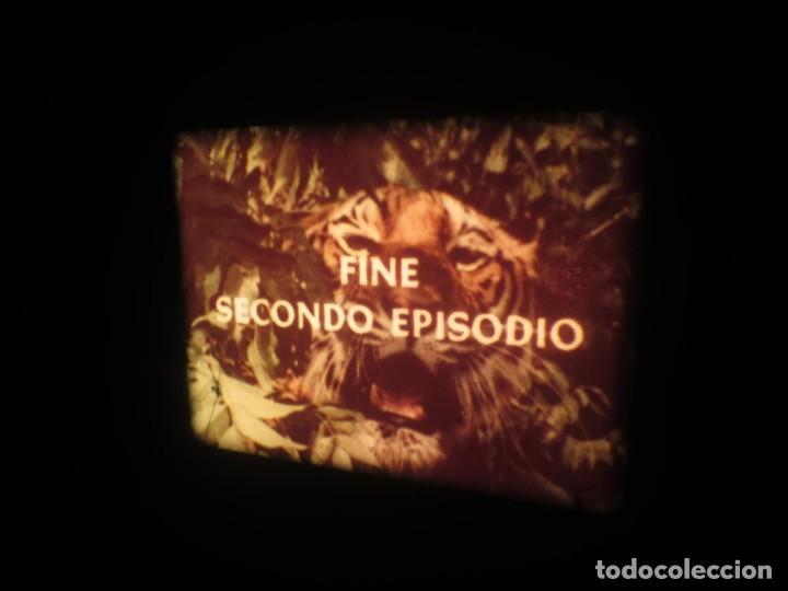 Cine: SANDOKÁN SERIE TV -SUPER 8 MM- 6 x 180 MTS-RETRO-VINTAGE FILM-EXCELLENT-COLOR IMPECABLE - Foto 343 - 189679777