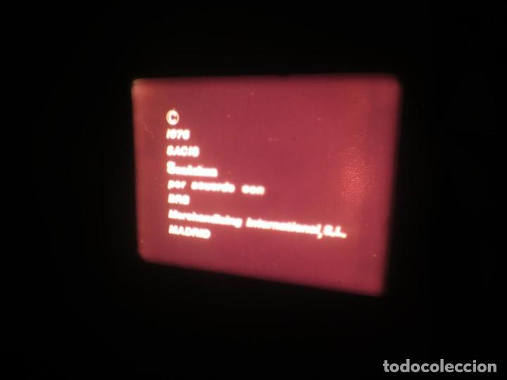 Cine: SANDOKÁN SERIE TV -SUPER 8 MM- 6 x 180 MTS-RETRO-VINTAGE FILM-EXCELLENT-COLOR IMPECABLE - Foto 344 - 189679777