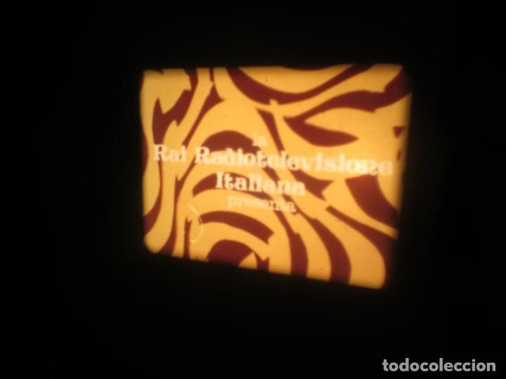 Cine: SANDOKÁN SERIE TV -SUPER 8 MM- 6 x 180 MTS-RETRO-VINTAGE FILM-EXCELLENT-COLOR IMPECABLE - Foto 345 - 189679777