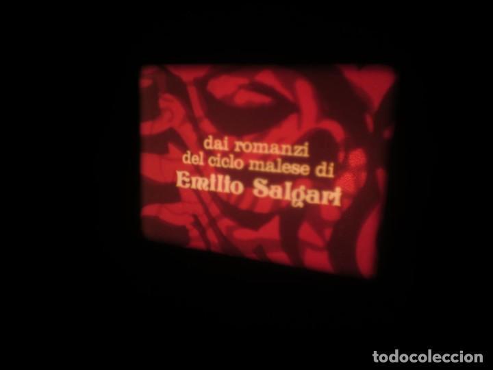 Cine: SANDOKÁN SERIE TV -SUPER 8 MM- 6 x 180 MTS-RETRO-VINTAGE FILM-EXCELLENT-COLOR IMPECABLE - Foto 347 - 189679777