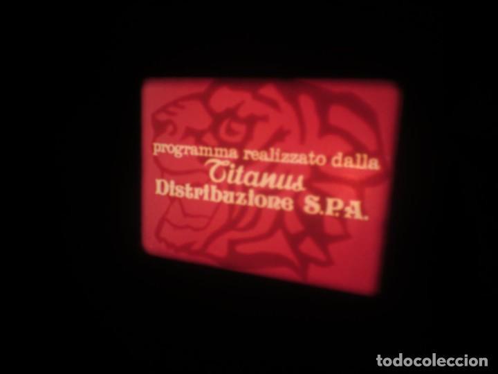 Cine: SANDOKÁN SERIE TV -SUPER 8 MM- 6 x 180 MTS-RETRO-VINTAGE FILM-EXCELLENT-COLOR IMPECABLE - Foto 352 - 189679777