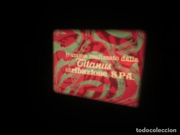 Cine: SANDOKÁN SERIE TV -SUPER 8 MM- 6 x 180 MTS-RETRO-VINTAGE FILM-EXCELLENT-COLOR IMPECABLE - Foto 353 - 189679777