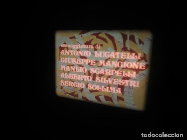 Cine: SANDOKÁN SERIE TV -SUPER 8 MM- 6 x 180 MTS-RETRO-VINTAGE FILM-EXCELLENT-COLOR IMPECABLE - Foto 355 - 189679777