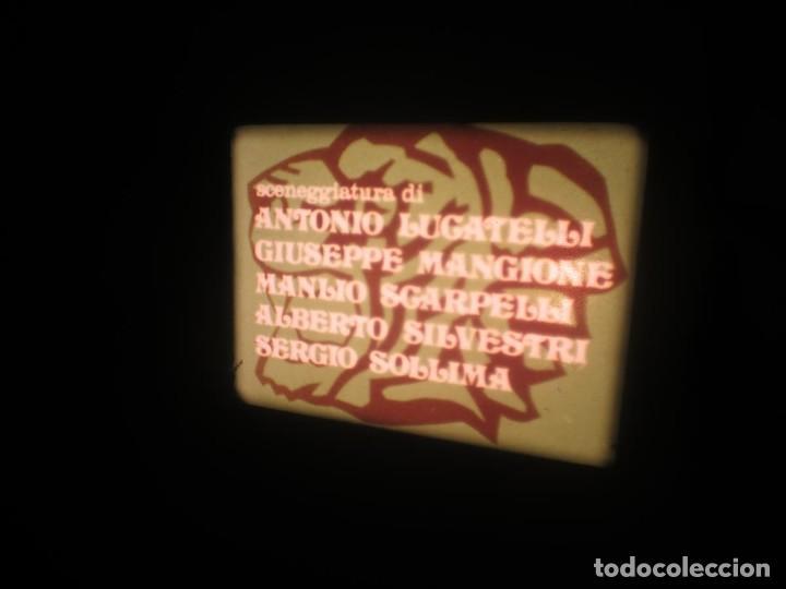Cine: SANDOKÁN SERIE TV -SUPER 8 MM- 6 x 180 MTS-RETRO-VINTAGE FILM-EXCELLENT-COLOR IMPECABLE - Foto 356 - 189679777