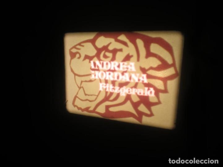 Cine: SANDOKÁN SERIE TV -SUPER 8 MM- 6 x 180 MTS-RETRO-VINTAGE FILM-EXCELLENT-COLOR IMPECABLE - Foto 364 - 189679777