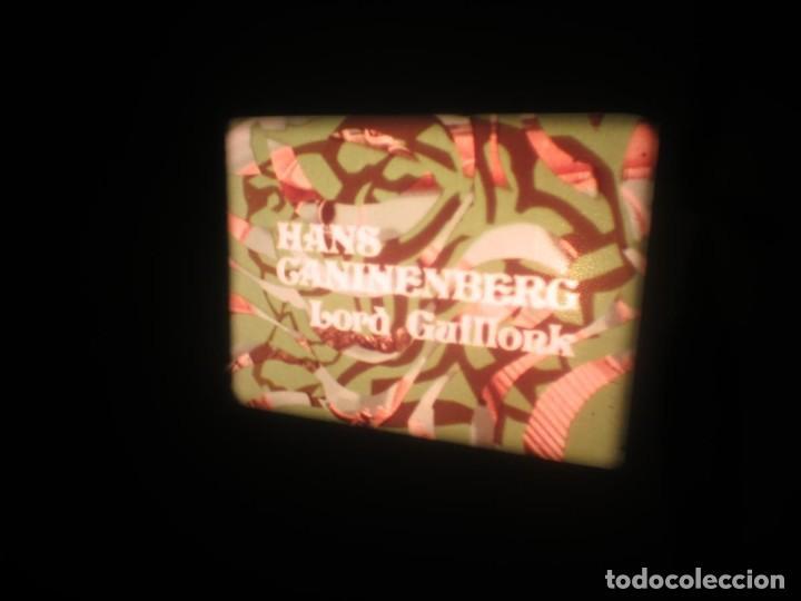 Cine: SANDOKÁN SERIE TV -SUPER 8 MM- 6 x 180 MTS-RETRO-VINTAGE FILM-EXCELLENT-COLOR IMPECABLE - Foto 365 - 189679777