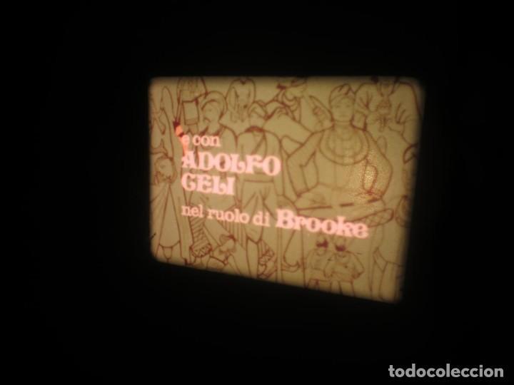 Cine: SANDOKÁN SERIE TV -SUPER 8 MM- 6 x 180 MTS-RETRO-VINTAGE FILM-EXCELLENT-COLOR IMPECABLE - Foto 369 - 189679777
