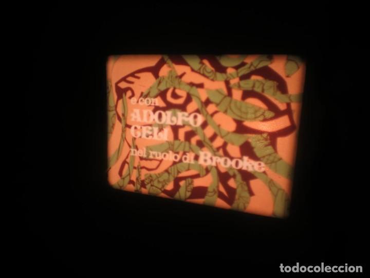 Cine: SANDOKÁN SERIE TV -SUPER 8 MM- 6 x 180 MTS-RETRO-VINTAGE FILM-EXCELLENT-COLOR IMPECABLE - Foto 370 - 189679777