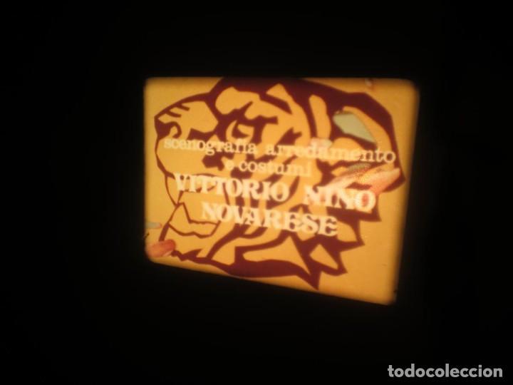 Cine: SANDOKÁN SERIE TV -SUPER 8 MM- 6 x 180 MTS-RETRO-VINTAGE FILM-EXCELLENT-COLOR IMPECABLE - Foto 371 - 189679777