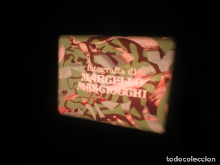 Cine: SANDOKÁN SERIE TV -SUPER 8 MM- 6 x 180 MTS-RETRO-VINTAGE FILM-EXCELLENT-COLOR IMPECABLE - Foto 373 - 189679777