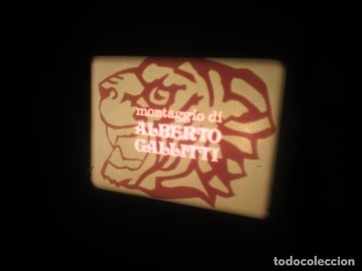 Cine: SANDOKÁN SERIE TV -SUPER 8 MM- 6 x 180 MTS-RETRO-VINTAGE FILM-EXCELLENT-COLOR IMPECABLE - Foto 374 - 189679777