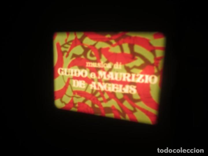 Cine: SANDOKÁN SERIE TV -SUPER 8 MM- 6 x 180 MTS-RETRO-VINTAGE FILM-EXCELLENT-COLOR IMPECABLE - Foto 375 - 189679777