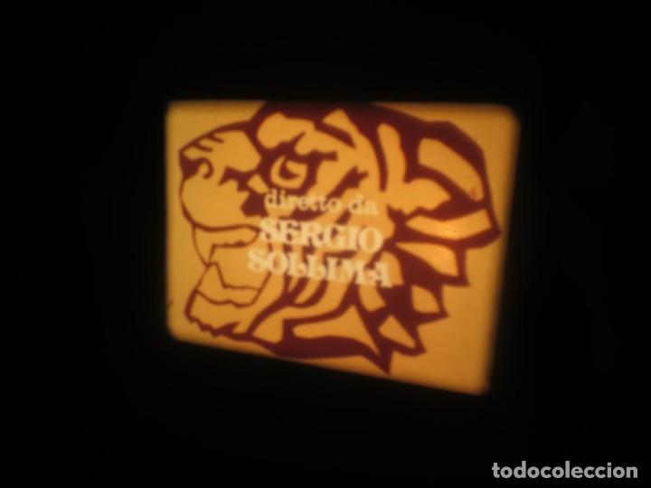 Cine: SANDOKÁN SERIE TV -SUPER 8 MM- 6 x 180 MTS-RETRO-VINTAGE FILM-EXCELLENT-COLOR IMPECABLE - Foto 380 - 189679777