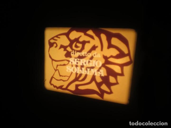 Cine: SANDOKÁN SERIE TV -SUPER 8 MM- 6 x 180 MTS-RETRO-VINTAGE FILM-EXCELLENT-COLOR IMPECABLE - Foto 382 - 189679777