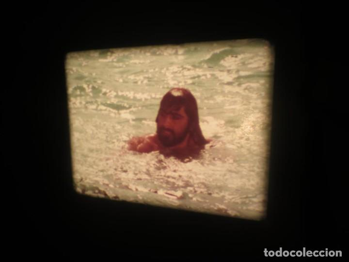 Cine: SANDOKÁN SERIE TV -SUPER 8 MM- 6 x 180 MTS-RETRO-VINTAGE FILM-EXCELLENT-COLOR IMPECABLE - Foto 385 - 189679777