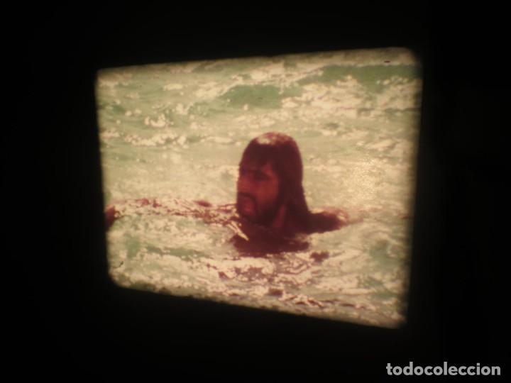Cine: SANDOKÁN SERIE TV -SUPER 8 MM- 6 x 180 MTS-RETRO-VINTAGE FILM-EXCELLENT-COLOR IMPECABLE - Foto 386 - 189679777