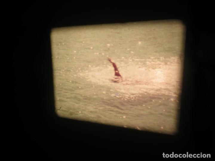 Cine: SANDOKÁN SERIE TV -SUPER 8 MM- 6 x 180 MTS-RETRO-VINTAGE FILM-EXCELLENT-COLOR IMPECABLE - Foto 387 - 189679777