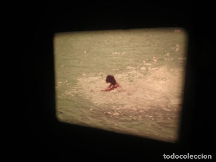 Cine: SANDOKÁN SERIE TV -SUPER 8 MM- 6 x 180 MTS-RETRO-VINTAGE FILM-EXCELLENT-COLOR IMPECABLE - Foto 388 - 189679777