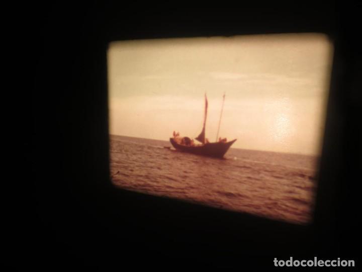 Cine: SANDOKÁN SERIE TV -SUPER 8 MM- 6 x 180 MTS-RETRO-VINTAGE FILM-EXCELLENT-COLOR IMPECABLE - Foto 390 - 189679777
