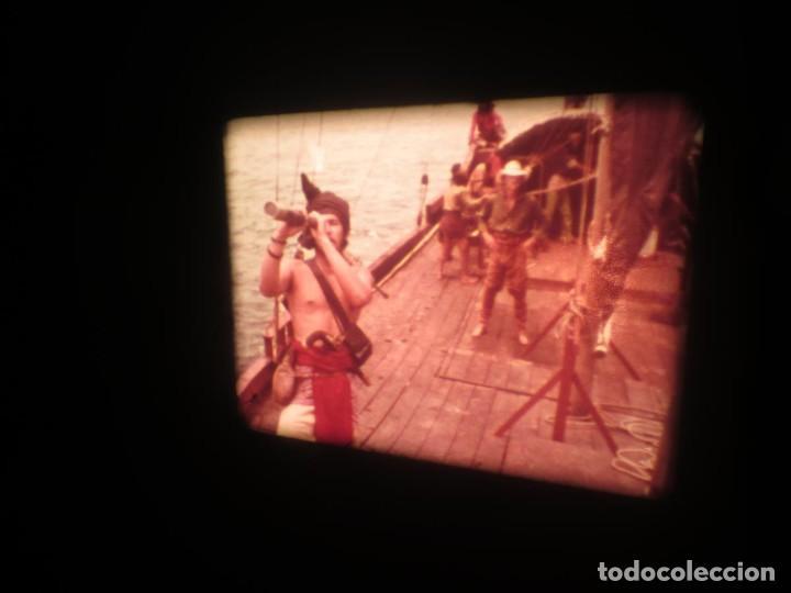Cine: SANDOKÁN SERIE TV -SUPER 8 MM- 6 x 180 MTS-RETRO-VINTAGE FILM-EXCELLENT-COLOR IMPECABLE - Foto 393 - 189679777