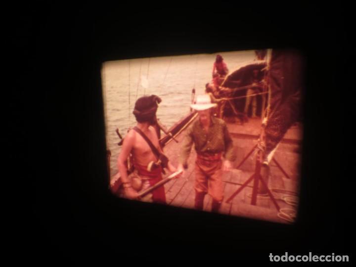 Cine: SANDOKÁN SERIE TV -SUPER 8 MM- 6 x 180 MTS-RETRO-VINTAGE FILM-EXCELLENT-COLOR IMPECABLE - Foto 395 - 189679777