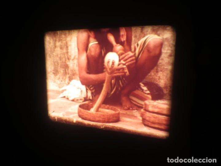 Cine: SANDOKÁN SERIE TV -SUPER 8 MM- 6 x 180 MTS-RETRO-VINTAGE FILM-EXCELLENT-COLOR IMPECABLE - Foto 399 - 189679777