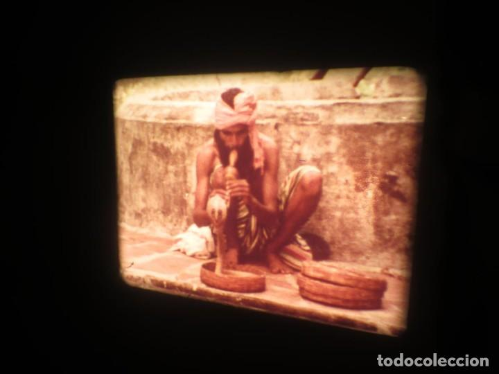 Cine: SANDOKÁN SERIE TV -SUPER 8 MM- 6 x 180 MTS-RETRO-VINTAGE FILM-EXCELLENT-COLOR IMPECABLE - Foto 400 - 189679777