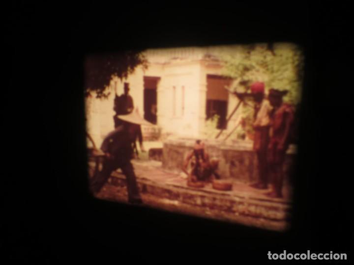 Cine: SANDOKÁN SERIE TV -SUPER 8 MM- 6 x 180 MTS-RETRO-VINTAGE FILM-EXCELLENT-COLOR IMPECABLE - Foto 402 - 189679777