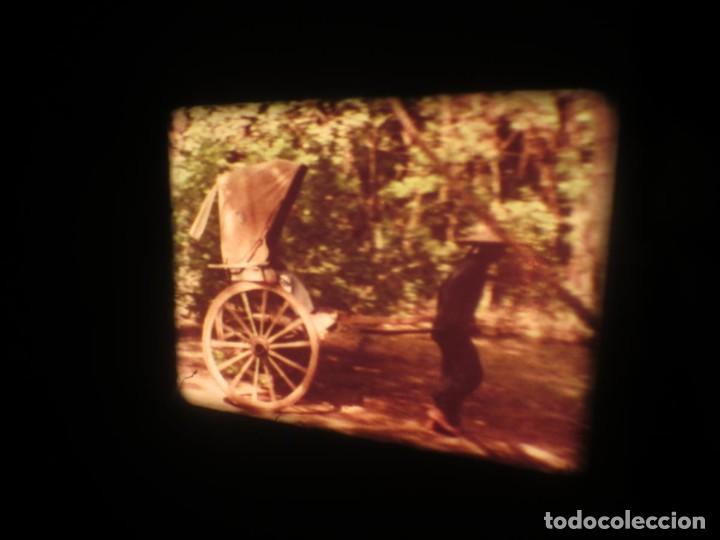 Cine: SANDOKÁN SERIE TV -SUPER 8 MM- 6 x 180 MTS-RETRO-VINTAGE FILM-EXCELLENT-COLOR IMPECABLE - Foto 403 - 189679777