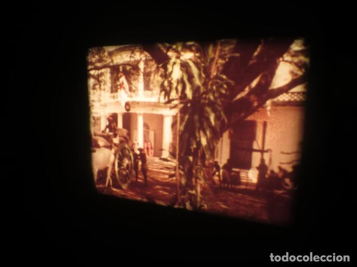 Cine: SANDOKÁN SERIE TV -SUPER 8 MM- 6 x 180 MTS-RETRO-VINTAGE FILM-EXCELLENT-COLOR IMPECABLE - Foto 406 - 189679777