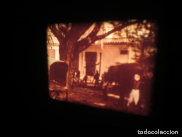 Cine: SANDOKÁN SERIE TV -SUPER 8 MM- 6 x 180 MTS-RETRO-VINTAGE FILM-EXCELLENT-COLOR IMPECABLE - Foto 407 - 189679777