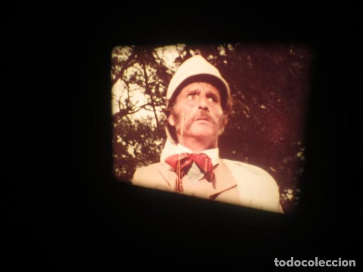 Cine: SANDOKÁN SERIE TV -SUPER 8 MM- 6 x 180 MTS-RETRO-VINTAGE FILM-EXCELLENT-COLOR IMPECABLE - Foto 408 - 189679777