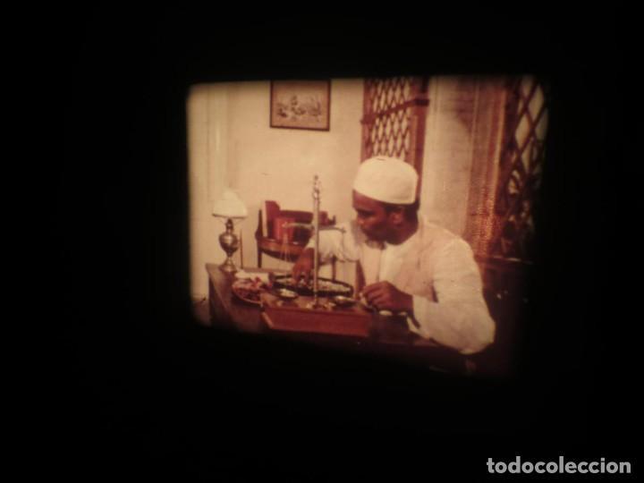 Cine: SANDOKÁN SERIE TV -SUPER 8 MM- 6 x 180 MTS-RETRO-VINTAGE FILM-EXCELLENT-COLOR IMPECABLE - Foto 409 - 189679777