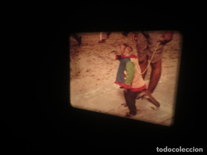 Cine: SANDOKÁN SERIE TV -SUPER 8 MM- 6 x 180 MTS-RETRO-VINTAGE FILM-EXCELLENT-COLOR IMPECABLE - Foto 410 - 189679777