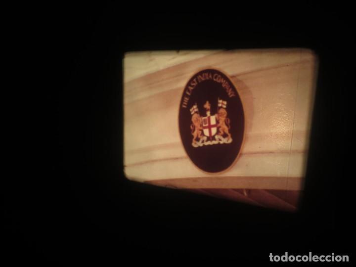 Cine: SANDOKÁN SERIE TV -SUPER 8 MM- 6 x 180 MTS-RETRO-VINTAGE FILM-EXCELLENT-COLOR IMPECABLE - Foto 411 - 189679777