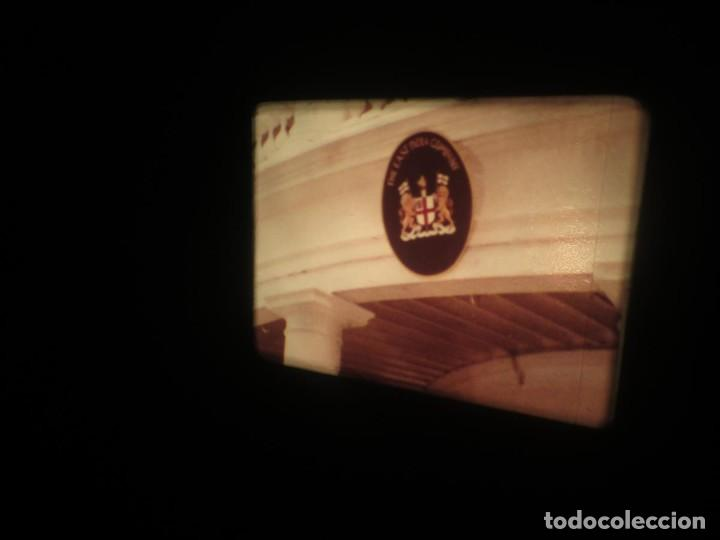 Cine: SANDOKÁN SERIE TV -SUPER 8 MM- 6 x 180 MTS-RETRO-VINTAGE FILM-EXCELLENT-COLOR IMPECABLE - Foto 412 - 189679777