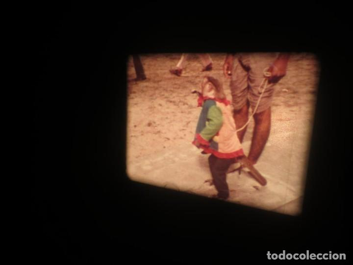 Cine: SANDOKÁN SERIE TV -SUPER 8 MM- 6 x 180 MTS-RETRO-VINTAGE FILM-EXCELLENT-COLOR IMPECABLE - Foto 413 - 189679777