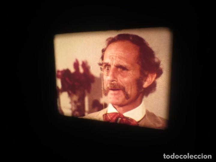 Cine: SANDOKÁN SERIE TV -SUPER 8 MM- 6 x 180 MTS-RETRO-VINTAGE FILM-EXCELLENT-COLOR IMPECABLE - Foto 415 - 189679777