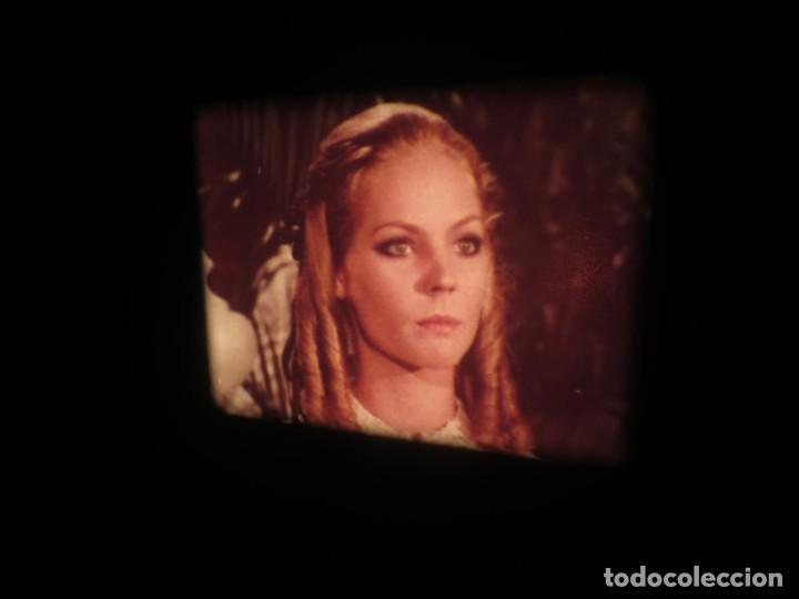 Cine: SANDOKÁN SERIE TV -SUPER 8 MM- 6 x 180 MTS-RETRO-VINTAGE FILM-EXCELLENT-COLOR IMPECABLE - Foto 416 - 189679777