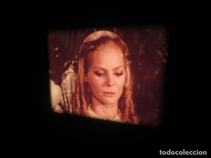 Cine: SANDOKÁN SERIE TV -SUPER 8 MM- 6 x 180 MTS-RETRO-VINTAGE FILM-EXCELLENT-COLOR IMPECABLE - Foto 417 - 189679777