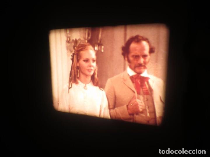 Cine: SANDOKÁN SERIE TV -SUPER 8 MM- 6 x 180 MTS-RETRO-VINTAGE FILM-EXCELLENT-COLOR IMPECABLE - Foto 418 - 189679777